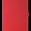 notitieboek met eigen logo rood