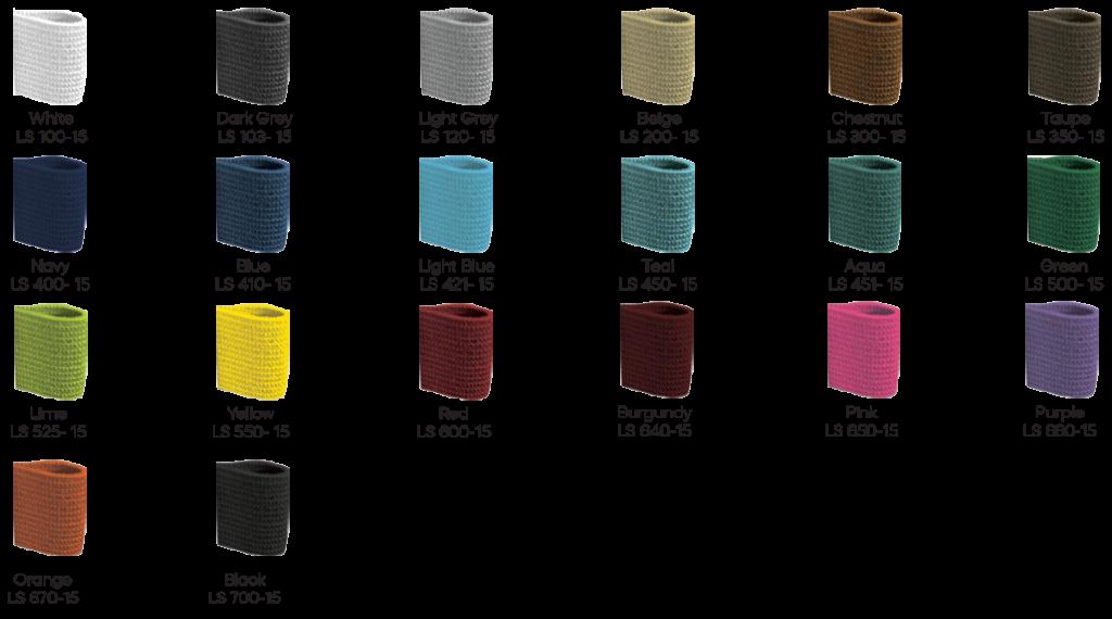penlus voor notitieboek in verschillende kleuren
