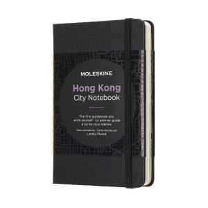 City Notebook Moleskine Hong Kong_1