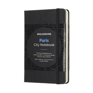 City Notebook Moleskine Parijs_1