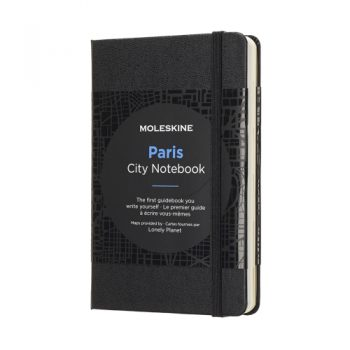 Molekine City Notebook Parijs