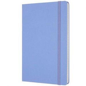 Hydrangea Blue moleskine bedrukken