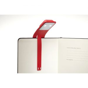 Moleksine leeslamp Scarlet Red_2