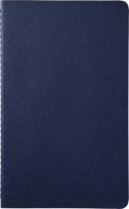 Moleskine cahier blauw_6