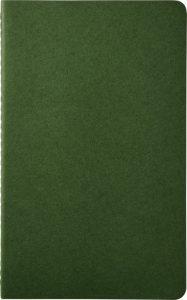 Moleskine cahier groen_6