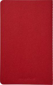 Moleskine cahier rood_4