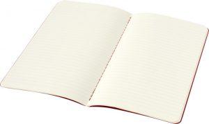 Moleskine cahier rood_5
