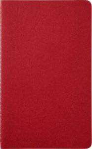 Moleskine cahier rood_6
