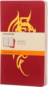Moleskine cahier rood_7