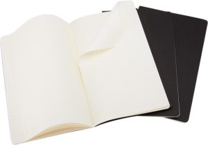 Moleskine cahier zwart_3
