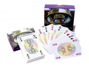gendenneutrale kaarten met goud, brons, zilver - voor wk of ek