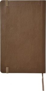 Moleskine Softcover Earth Brown_4