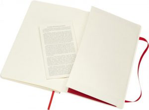 Moleskine Softcover Red_2