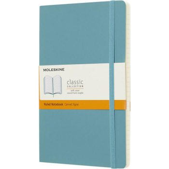 Moleskine boek met zachte kaft bedrukken met eigen logo