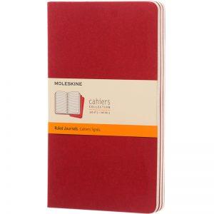 Moleskine cahier rood_1