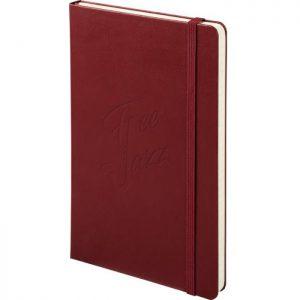 Moleskine notitieboek met bedrukking Amaranth