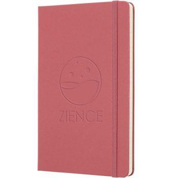 Moleskine notitieboek bedrukken Daisy Pink