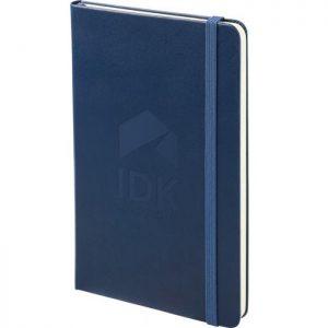 Moleskine notitieboek met bedrukking Sapphire Blue