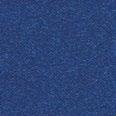 notitieboek stoffen kaft blauw met eigen logo