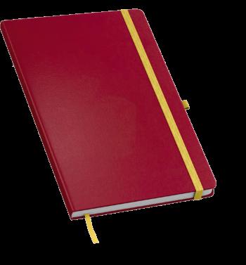 Sandra notitieboek bedrukken met logo