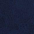 Notitieboek lederlook donkerblauw