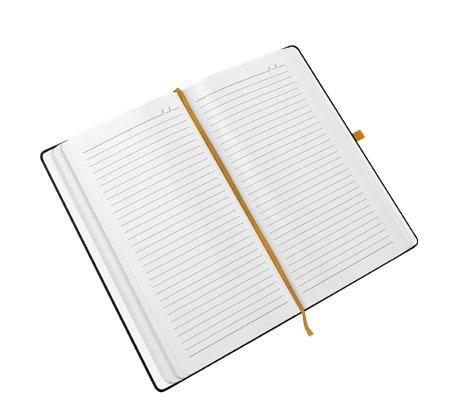 notitieboek met Recycled FSC papier