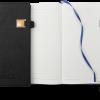 Notitieboek met magneetsluiting en eigen logo bedrukking