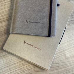 Kraft doosje verpakking notitieboek