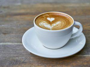 koffie staat klaar!
